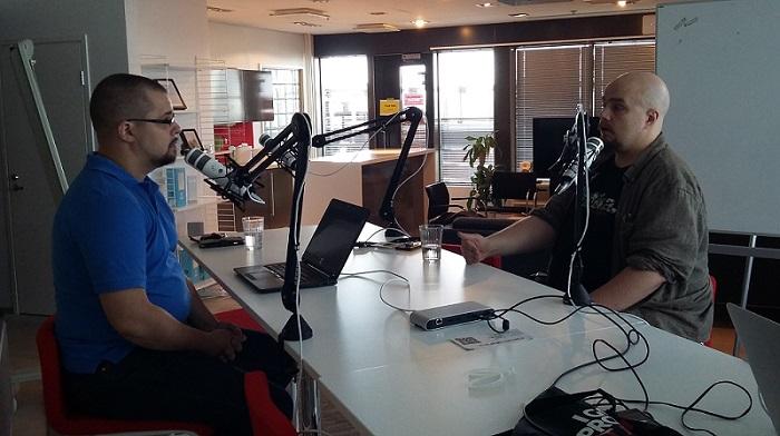 Janne Kauhanen and Jan Wikholm discuss passwords