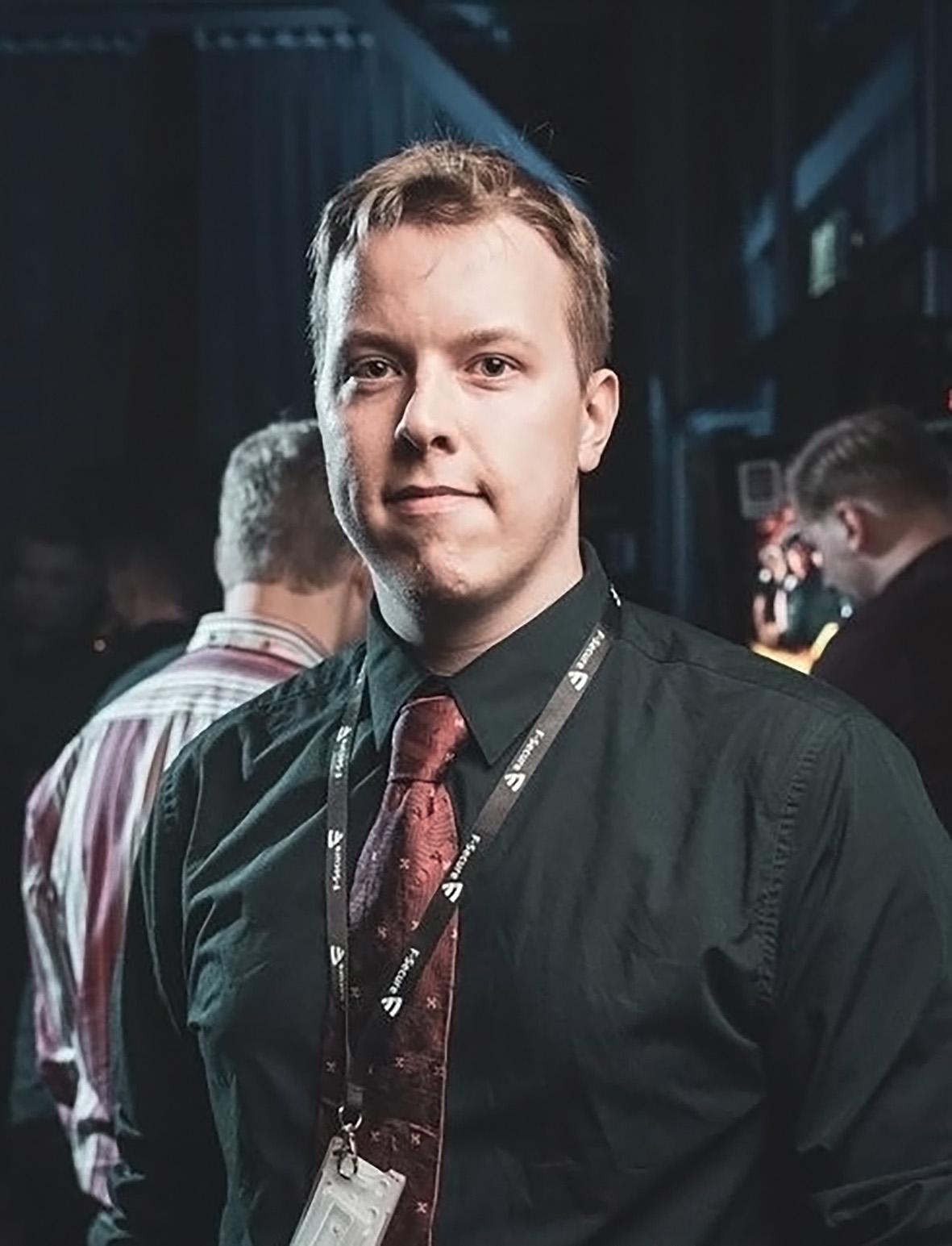 Sami Ruohonen, Threat Researcher bei F-Secure