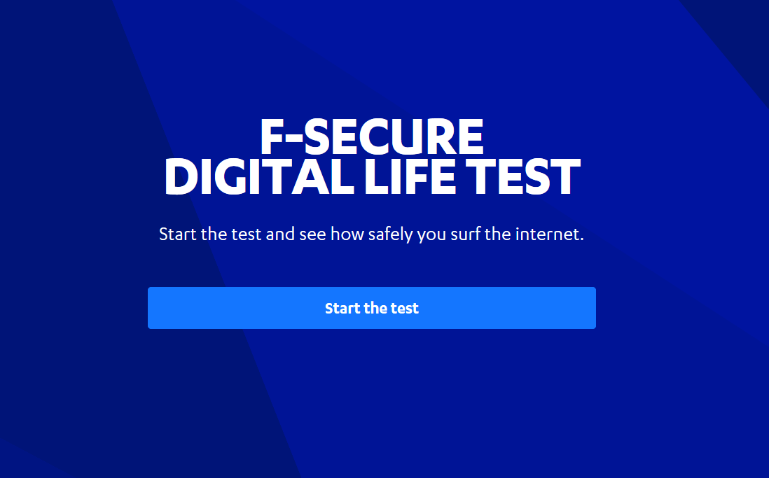 cyber security test
