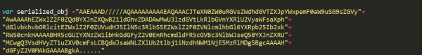 Code snippet showing jscript file commands