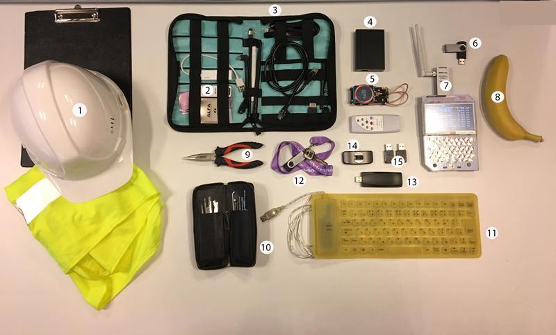 red teamer's tool kit